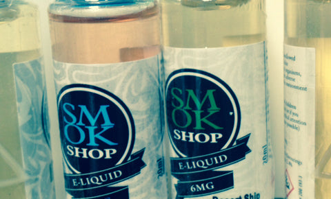 eliquid bottles