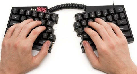 Hacking keyboard