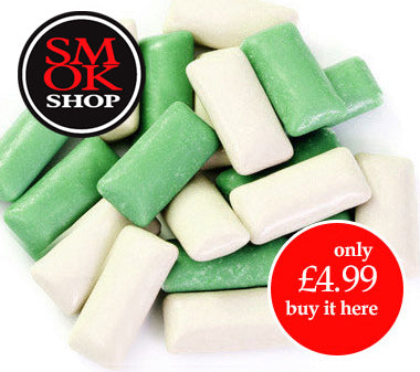 Minty Gum Flavoured E Liquid