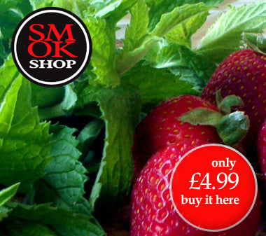 Strawberry Menthol E Liquid