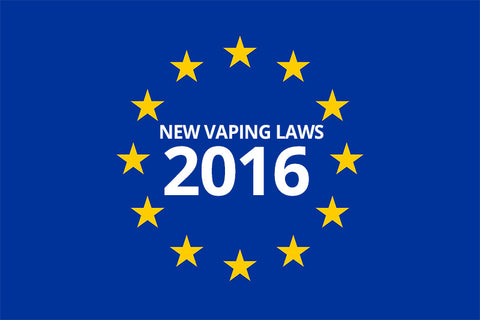 New Vaping Laws (TPD)