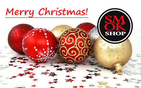 Merry Christmas from Smokshop!