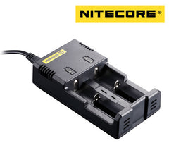 Nitecore Intellicharge i2 Battery Charger