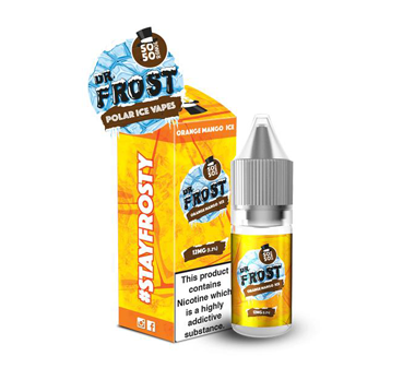 Orange Mango Ice by Dr Frost 10ml