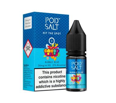 Pod Salt - Candy Rush Bubble Blue