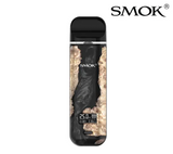 Smok Novo X black stabilizing wood