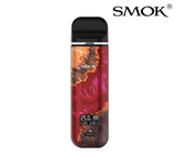 Smok Novo X red stabilizing wood