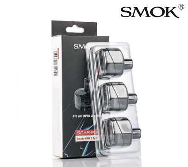 Smok Scar P3 Replacement Pods