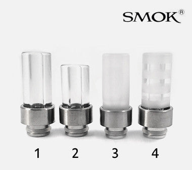 Smoktech Pyrex Drip Tips