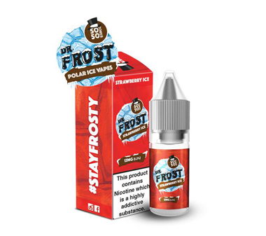 Strawberry Ice by Dr Frost 10ml