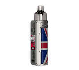 VooPoo Drag S Pod Kit Silver Knight