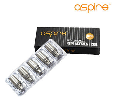 Aspire Replacement atomizers