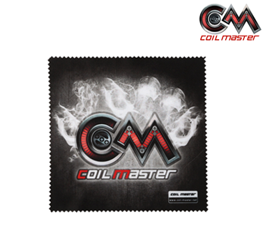 Coil Master Cleaning / Polishing Cloth