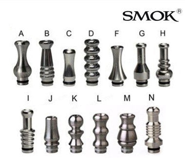 SMOKTECH Stainless Steel Drip Tip