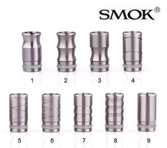 Smoktech Atomic Stainless Steel Drip Tips