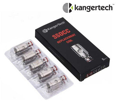 Kanger SSOCC Replacement Atomizers