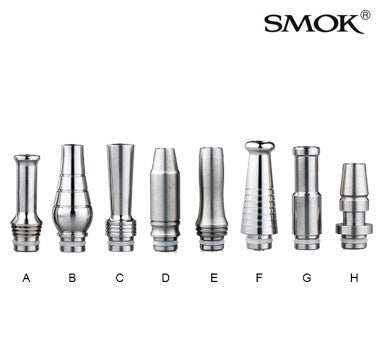 Smoktech Unique Stainless Drip Tips