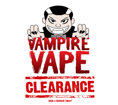 Vampire Vape 10ml Clearance