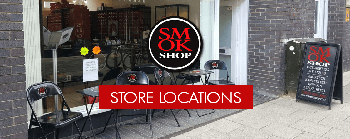 Smokshop Store Locations