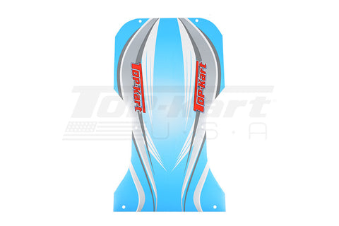 Top Kart USA - 2014 Floor Pan Decal Kit