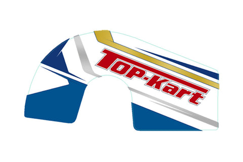 Top Kart USA - 2016 Chain Guard Graphic Kit