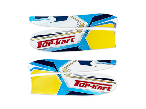 Top Kart USA - 506 Side Pod Graphic Kit