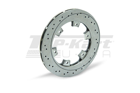Top Kart USA - Brake Disc Bare Fixed