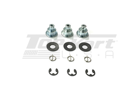Top Kart USA - Brembo Ven 05 Front Disc Clip Set