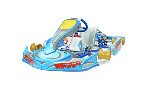 "Top Kart USA - Economy ""Carter"" Chassis"