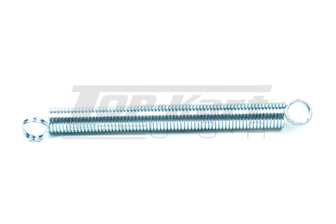 Top Kart USA - Exhaust Muffler Spring 130mm