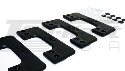 Top Kart USA - KG Chassis Frame Protection Kit