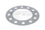 Top Kart USA - 219 Annodized Sprockets Grey