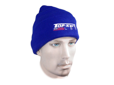 Top Kart USA Winter Toboggan Hat