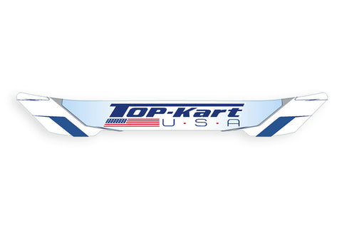 Top Kart USA - Visor Strip