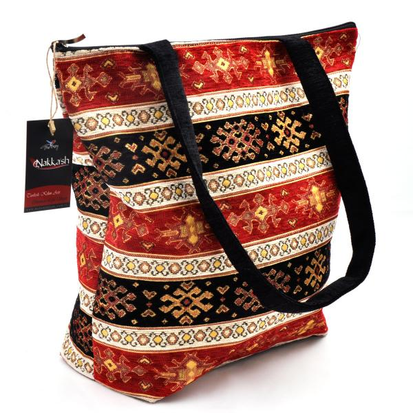 Small Tapestry Beach Bag