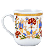 Traditional Turkish Porcelain Mug