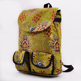 Tapestry Double Pocket Rucksack