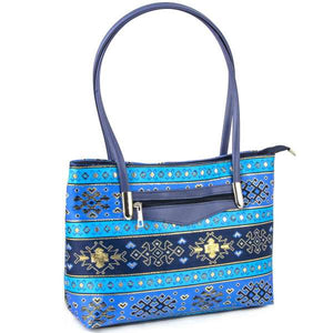 Tapestry Shoulder Bag