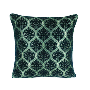 Traditional Hand Made Cushion 42x42cm ET-M88 Black