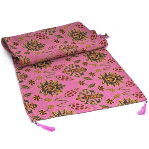 Traditional Tapestry Table Runner 140x50cm 015