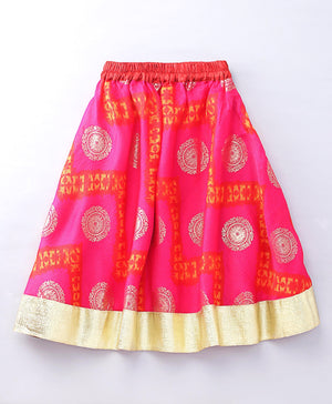 chanderi cotton lehenga choli