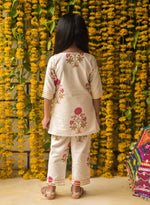NEW ARRIVAL! Hand Made Block Print Kurta with Pants