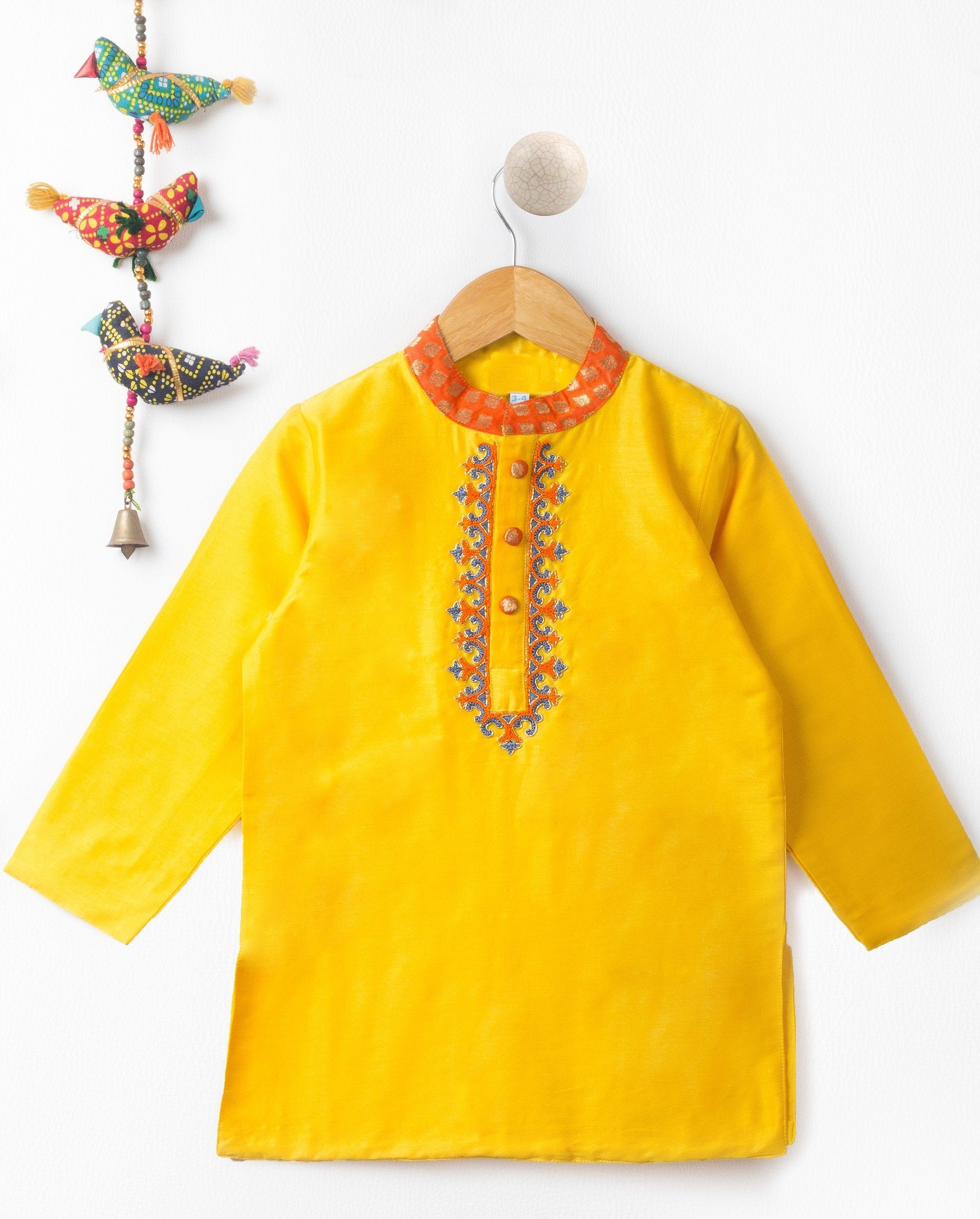 Kids Indian Wedding Dress