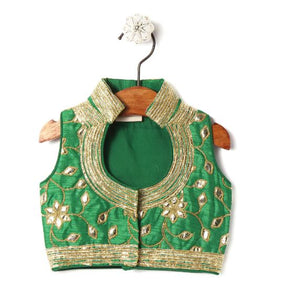 indian ethnic jacket for girls