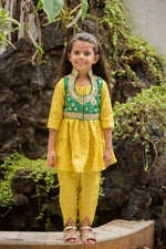 girls dhoti kurta set