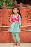 girls dhoti kurta for navratri