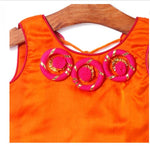 closeup girls ethnic choli
