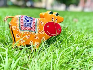 Colorful Leather Piggy Bank for Kids, Money Banks, Pretend Play Toy, Unique Gifts for Kids, Nursury Decor
