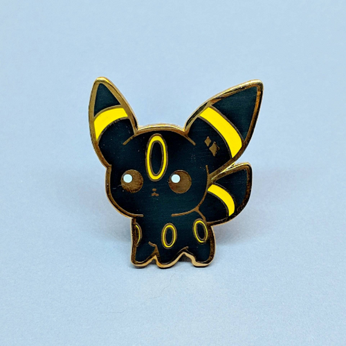 ENAMEL PIN | PKMN | Umbreon