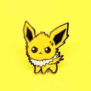 ENAMEL PIN | PKMN | Jolteon